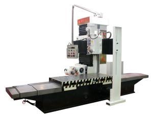 Single-arm milling machine