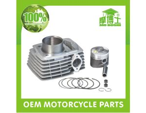 WY125 motorcycle 56.5mm bore engine cylinder kit