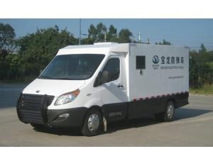 Armored Cash-In-Transit Van (TBL5049XYCF6)