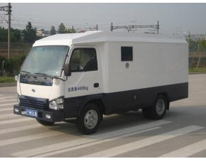 Armored Cash-In-Transit Truck (TBL5040XYCF4)