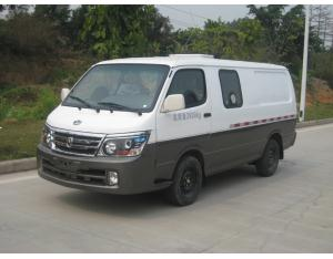 Armored Cash-In-Transit Van (TBL5031XYCF3)
