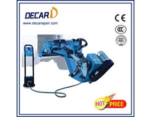 Truck used mobile tire changer for garage