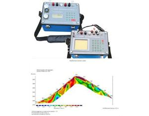 DUK-2A Multi-electrical Resistivity System for Ground Water Detector and Metal Detector