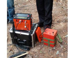 Electrical Measuring Dipole Array for Metal Mine