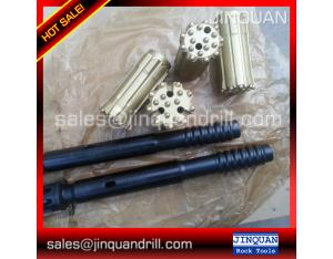 China rock drilling tools - button bits manufacturers
