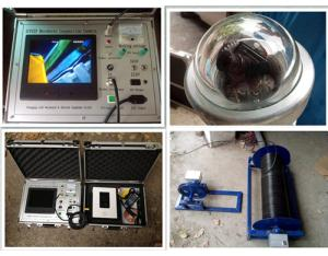 Waterproof Camera for Inspection Underground Water Well