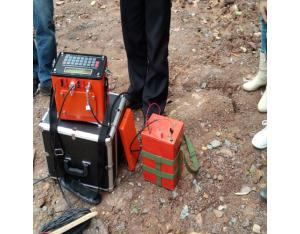 Geophysical Equipment Resistance Sounding DDC-8 Electronic Auto Compensation Resistivity Meter