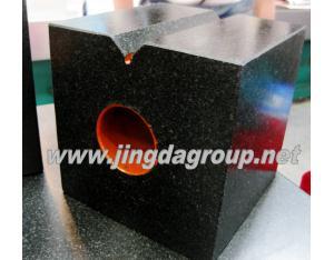 Granite square block