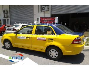 Taxi LED banner signs/ TAXI LED Displays/Taxi Roof LED Displays/Taxi Roof P4/P5/P6