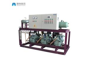 reciprocating compressor parallel unit cold room refrigeration unit