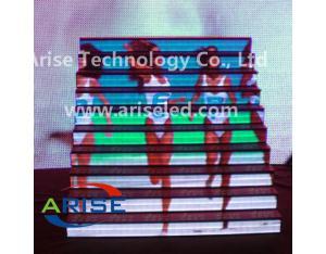 Stair LED displays /Floor LED displays/Stair LED Video Displays P6/P6.67/P7.62/P10/P16/P18/P20/P31