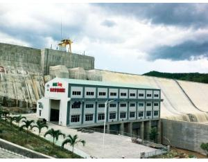 complete electpo-mechanical project for hydropower