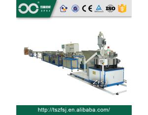 Mosaic Flat Emitter Type Drip Irrigation Tape Making Machine