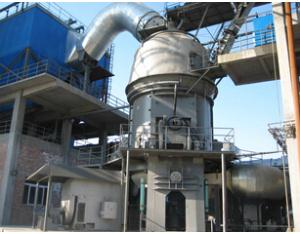 MLK MLN Vertical Roller Mill for Slag
