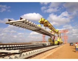 Tinaco Anaco Railway of Venezuela