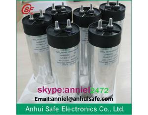 CBB65 AC motor capacitor(column,aluminum case,anti-explosion) CBB61 AC motor capacitor(plastic case)