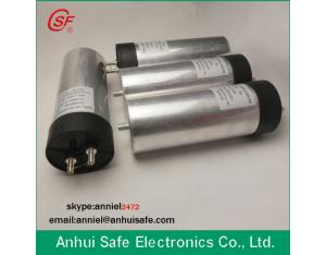 photovoltaic DC link capacitor 1200UF 1100VDC cylinder