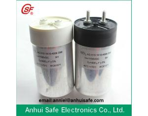 cylinder capacitor dc link capacitor 199uf 440VAC for wind power solar power industrial frequency