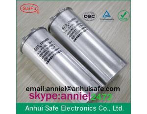 safe free sample CBB65 capacitor with M8 screw high quality china made