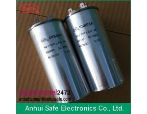 dual CBB65 capacitor 30+5uf 35+5uf 40+5uf 45+5uf 50+5uf 440VAC 450VAC