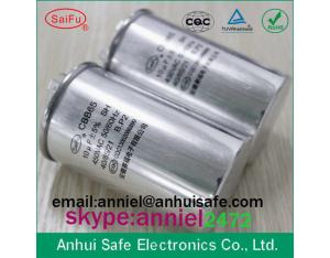 manufacturer kinds of cbb65 capacitor 70/5 uf 440voltage high quality
