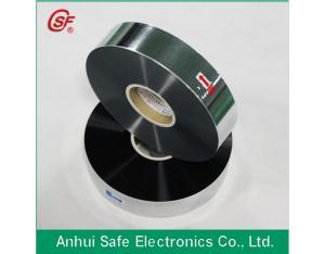 al zn heavy edge metallized bopp film for capacitor used
