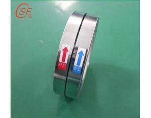 metallised zinc-al alloy film excellent quality 3um 4um 5um aluminium metalized film for capacitor