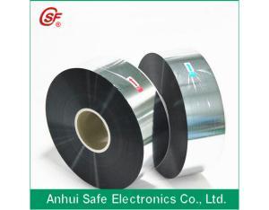 Al metallized capacitor film,capacitor grade metalized film