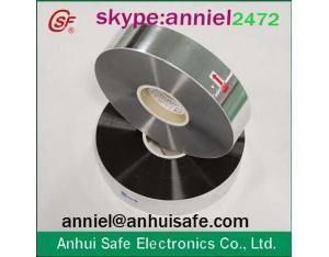metallized film original factory high temperature aluminum alloy MPET film