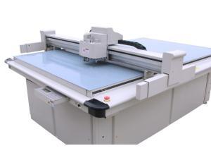 Cardboard box sample maker cutting machine