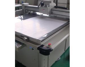 Folding boxes sample maker cutting machine