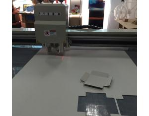 Greyboard sample maker cutting machine