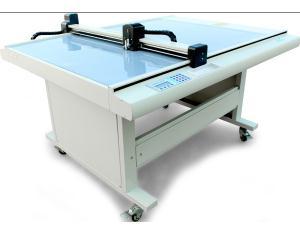 Lampshade pattern box sample maker cutting machine