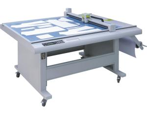 Gift box color box sample maker cutting machine