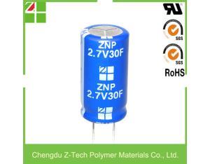 Ultra capacitor supercapacitor 2.7V 30F supercapacitori e batterie