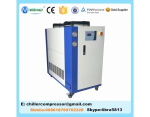 5hp air cooled water chiller