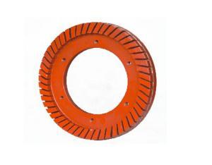 Diamond fine wheels used in wet grinding tiles