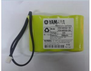 Yamaha Type B3 KS4-M53G0-100 Battery - PLC Robot Controller