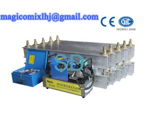 SD portable automatic conveyor belt vulcanization machine with water cooling system
