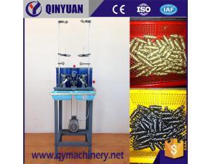 Cocoon bobbin winding machine
