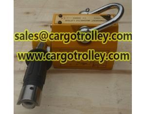 Permanent lifting magnet price list