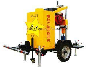large sale,hydraulic diamond core drill machine,hs code of drill machine,full hydraulic core boreho