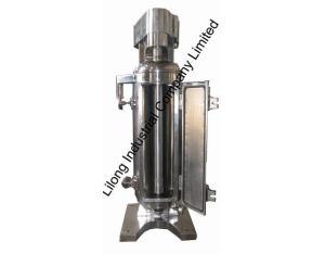 High Speed Tubular Centrifuge for Clarification