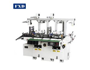 High Precision Screen Guard Die Cutting Machine