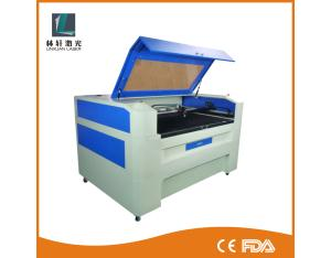 glass tube co2 laser cutting machine