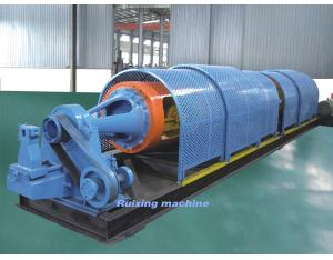 800/1+6 Tubular stranding machine for local system 7-core twisted strand, copper wire