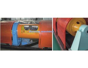 400/1+6 Tubular stranding machine high speed rotation