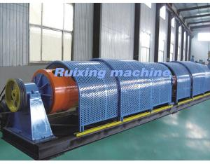 315/1+6 Tubular stranding machine for cables of small size