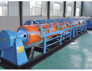 200/1+6 Tubular stranding machine for cables of small size
