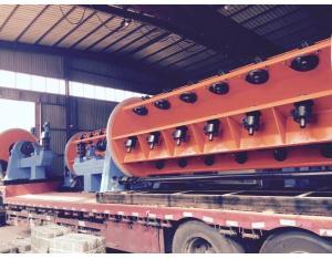 500/12+18+24 Frame Stranding machine for copper strand, aluminum strand, ACSR strand